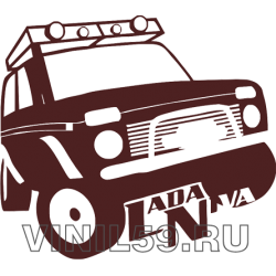 4631. Lada NIVA