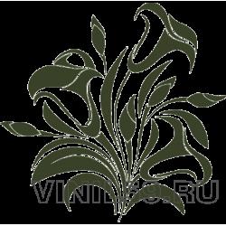 4652. Цветок Лилии