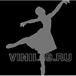 4706. Балерина