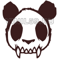 4756. Панда зомби