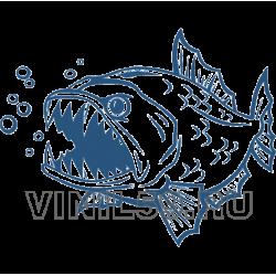 4781. Хищная рыба