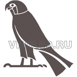 4913. Египетский сокол