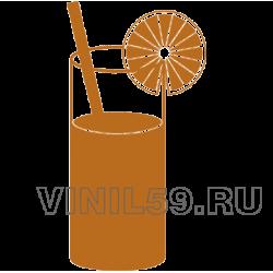 4928. Стакан апельсинового сока