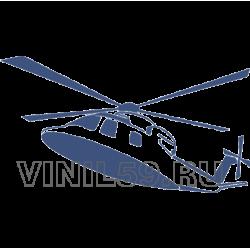 4944. Вертолет