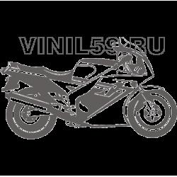 5023. Мотоцикл