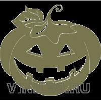 5083. Тыква  на  Хэллоуин