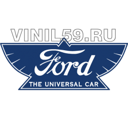 5087.  FORD  THE UNIVERSAL CAR