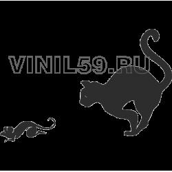 5155. Кот и мышь
