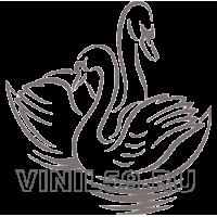 5180. Лебеди