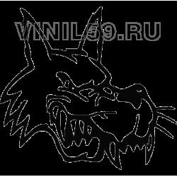 5215. Волк