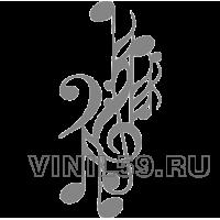 5303. Музыкальные ноты