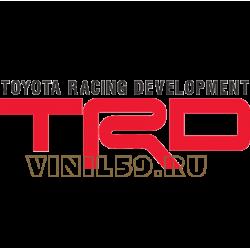 5367. TRD. Toyota Racing Development