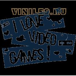 5442. J love video Games! Я люблю видео игры!