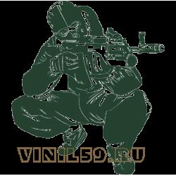 5482. Воин