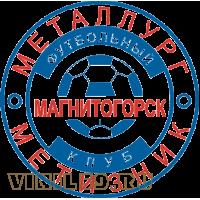 5530. Наклейка -логотип Футбольный клуб Металлург-Метизник, г. Магнитогорск