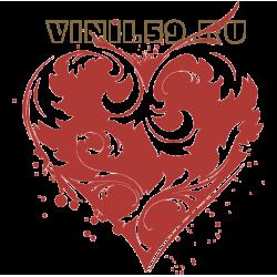 5543. Сердечный орнамент