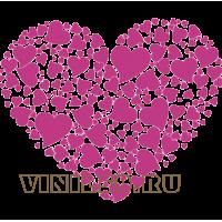 5544. Сердечный орнамент