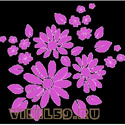 5584. Цветочный орнамент