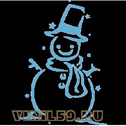 5621. Снеговик