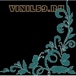 5658. Орнамент с бабочками