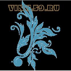 5698. Цветочный орнамент