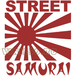 5803. STREE SAMURAI. Улица самураев