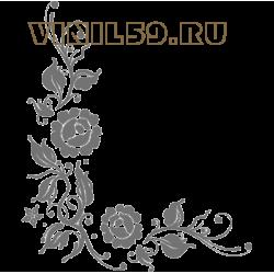 5826. Цветочный орнамент