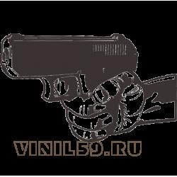 5830. Пистолет