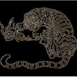 5973. Тигр