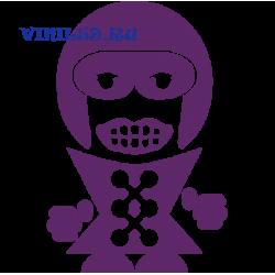 6017. Мотардистка