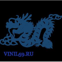 6137. Знак китайского зодиака Дракон