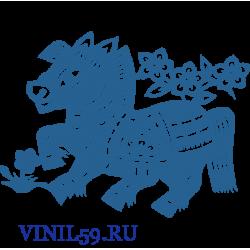 6138. Знак китайского зодиака Лошадь