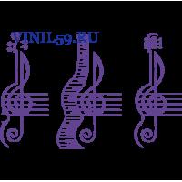 6158. Скрипка, фортепиано, гитара