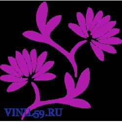 6268. Цветочный орнамент Жасмин