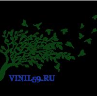 6270. Дерево и птицы