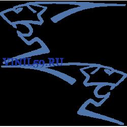6352. Орнамент Тигра