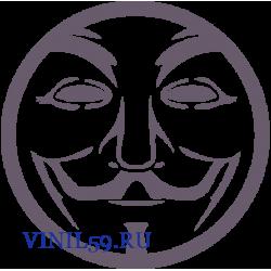 6478. Маска Гая Фокса Анонимус