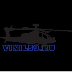 6547. Боевой вертолет Apache