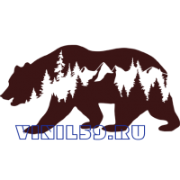 6549. Символика. Медвежий край.